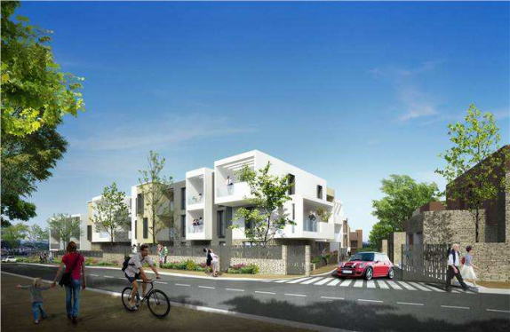 Programme neuf Saint Jean De Vedas Hérault 34359135 Senzo immobilier