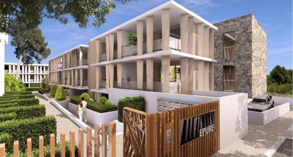 Programme neuf Saint Jean De Vedas Hérault 34359140 Senzo immobilier