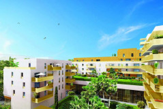 Programme neuf Montpellier Hérault 34359145 Senzo immobilier