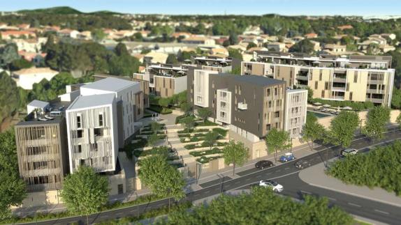 Programme neuf Saint Jean De Vedas Hérault 34359146 Senzo immobilier
