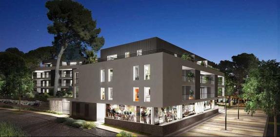 Programme neuf Castelnau Le Lez Hérault 34359147 Senzo immobilier