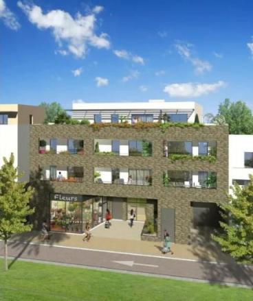 Programme neuf Castelnau Le Lez Hérault 34359174 Senzo immobilier