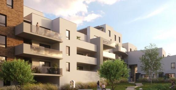 Programme neuf Saint Jean De Vedas Hérault 34359178 Senzo immobilier