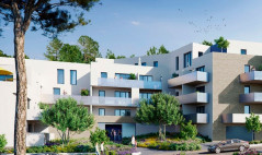 Programme neuf Gigean Hérault 34359184 Senzo immobilier