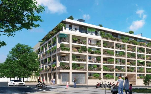 Programme neuf Montpellier Hérault 34359185 Senzo immobilier