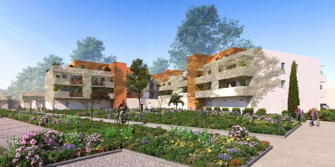 Programme neuf Agde Hérault 343752 Castell immobilier