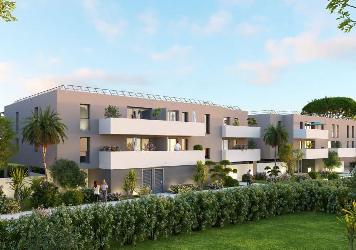Programme neuf Agde Hérault 343754 Castell immobilier
