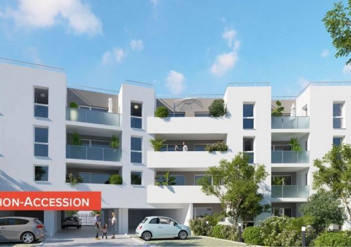 Programme neuf Agde Hérault 343755 Castell immobilier