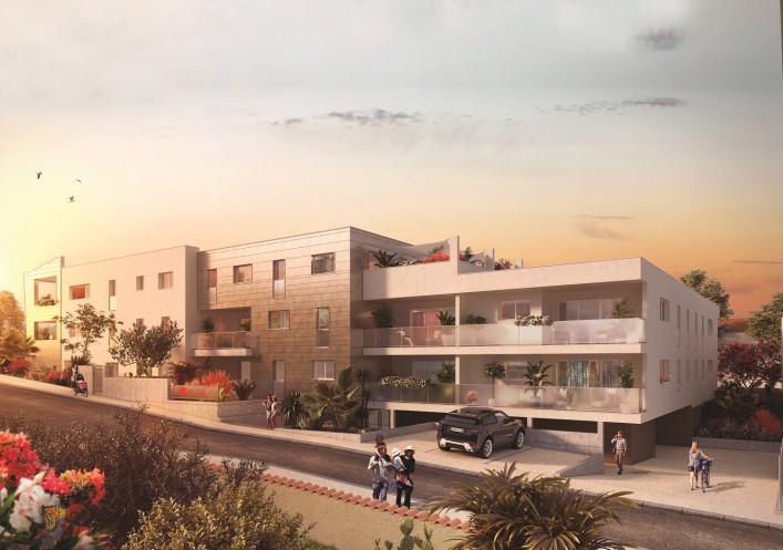 Programme neuf Le Cap D'agde Hérault 343756 Castell immobilier