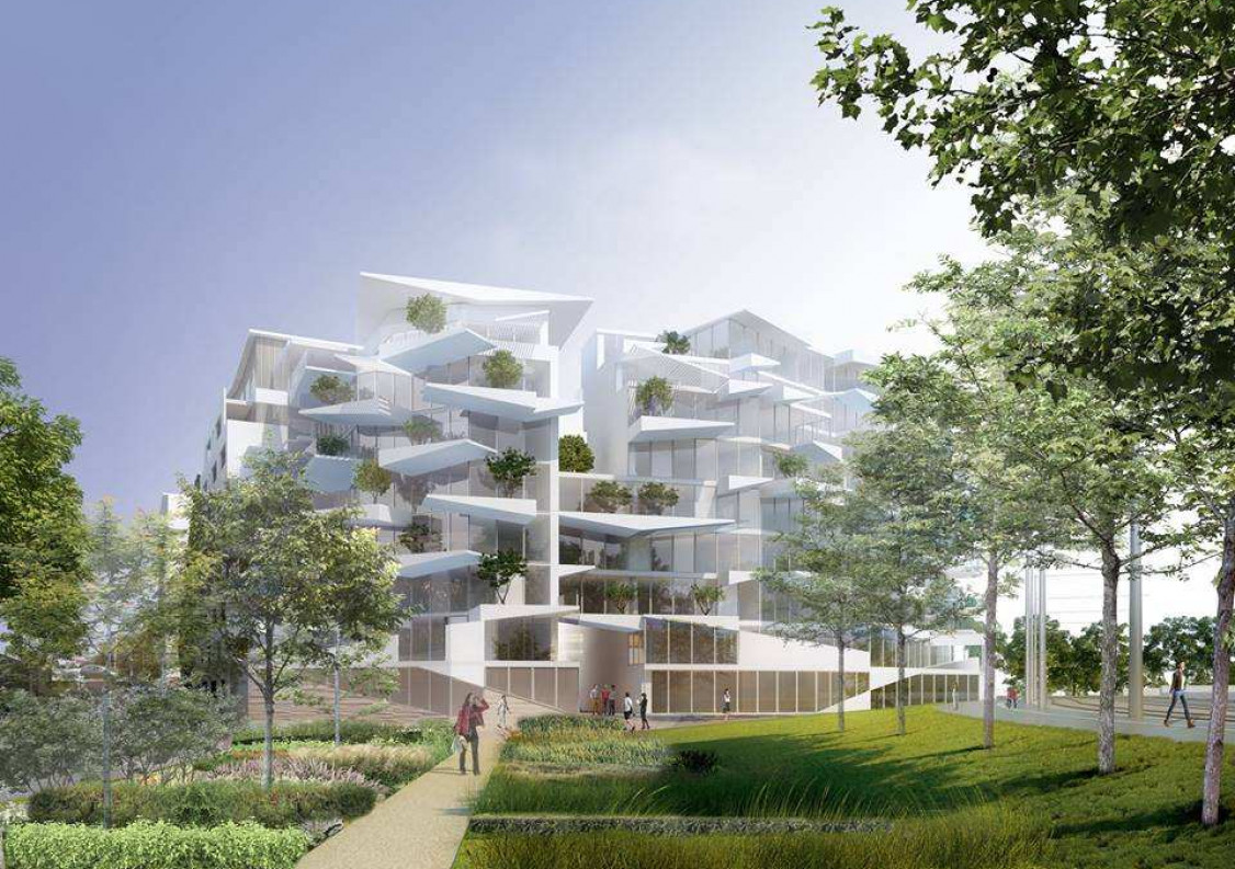Programme neuf Castelnau Le Lez Hérault 34380102 Comptoir immobilier de france