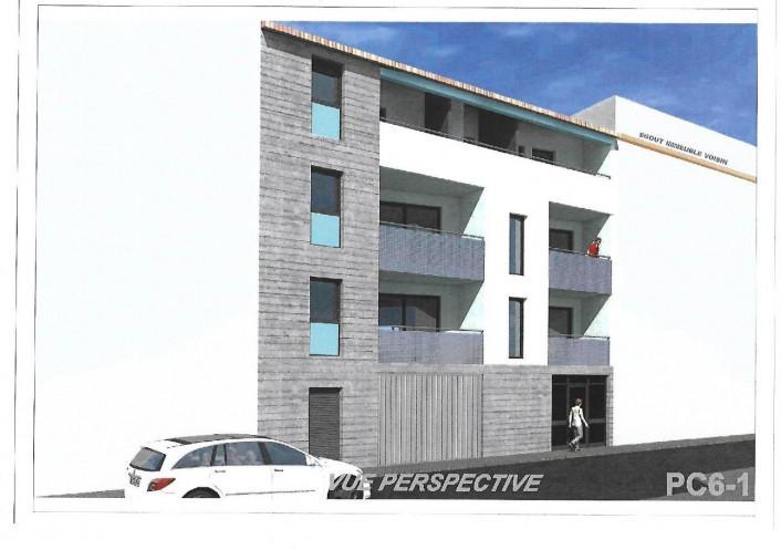 Programme neuf Montpellier Hérault 34380103 Comptoir immobilier de france