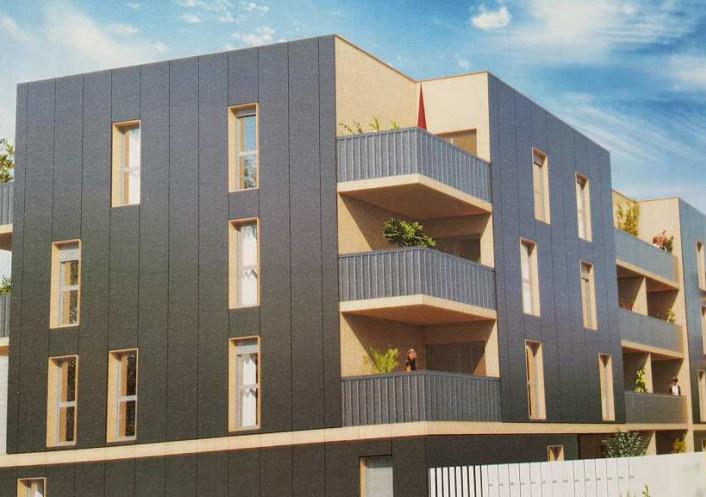 Programme neuf Lattes Hérault 34380104 Comptoir immobilier de france