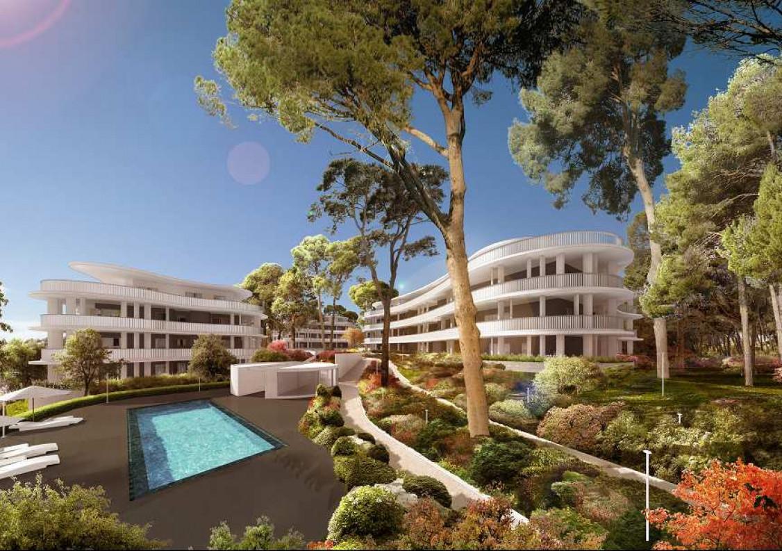 Programme neuf Castelnau Le Lez Hérault 34380113 Comptoir immobilier de france