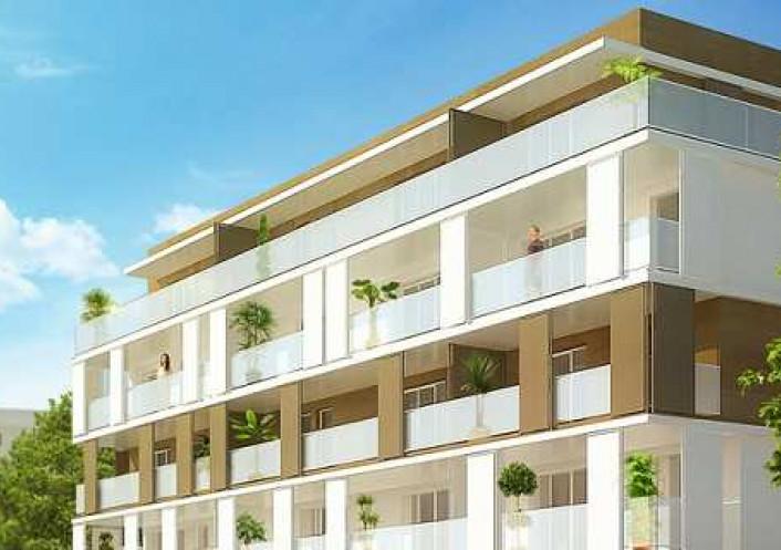 Programme neuf Montpellier Hérault 34380116 Comptoir immobilier de france