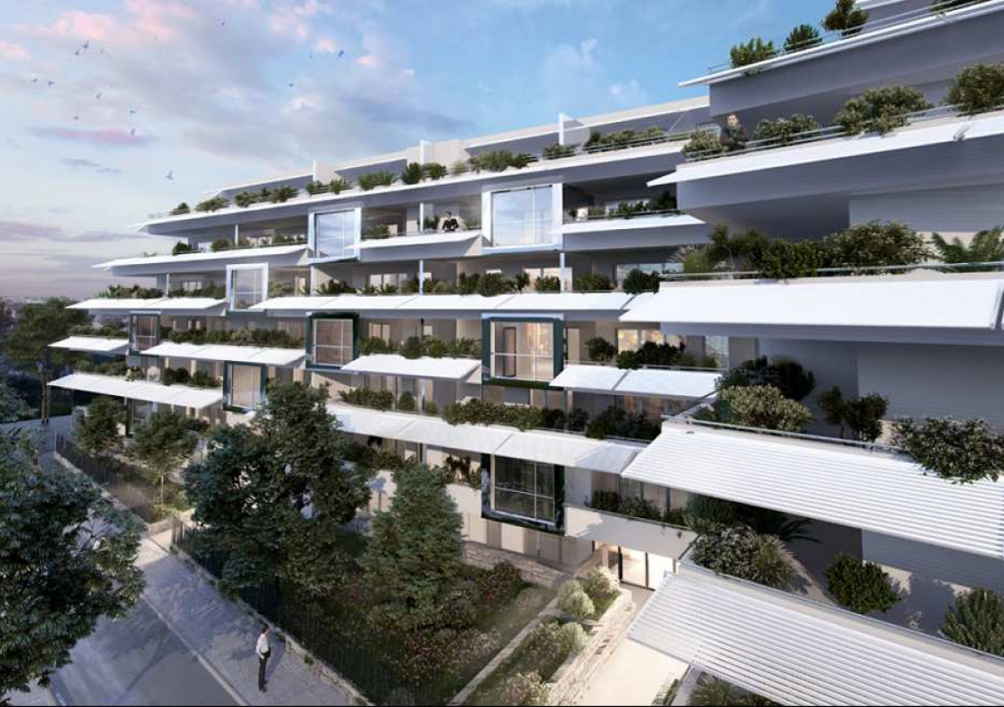 Programme neuf Montpellier Hérault 34380117 Comptoir immobilier de france