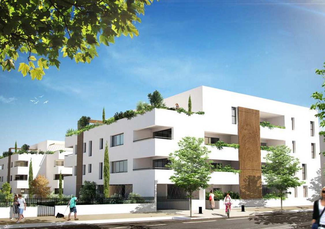 Programme neuf Montpellier Hérault 3438098 Comptoir immobilier de france