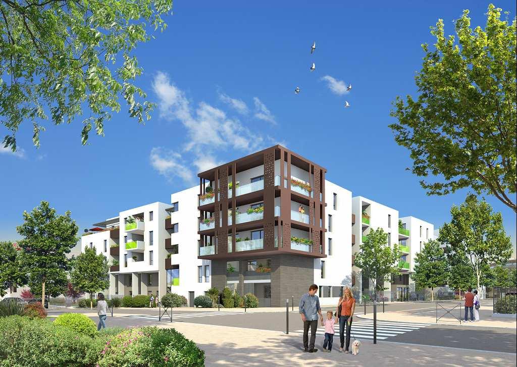 Achat appartement t3 3 pieces 63m2 montpellier n 1488 for Achat appartement neuf idf