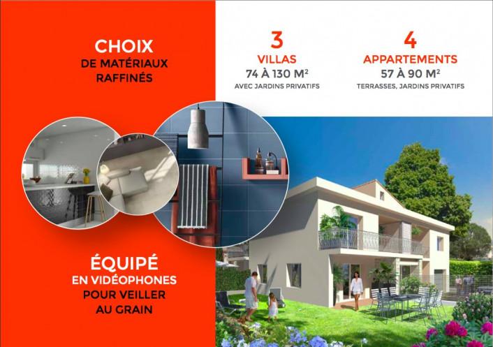 Programme neuf Castelnau Le Lez Hérault 34383217 Immovance