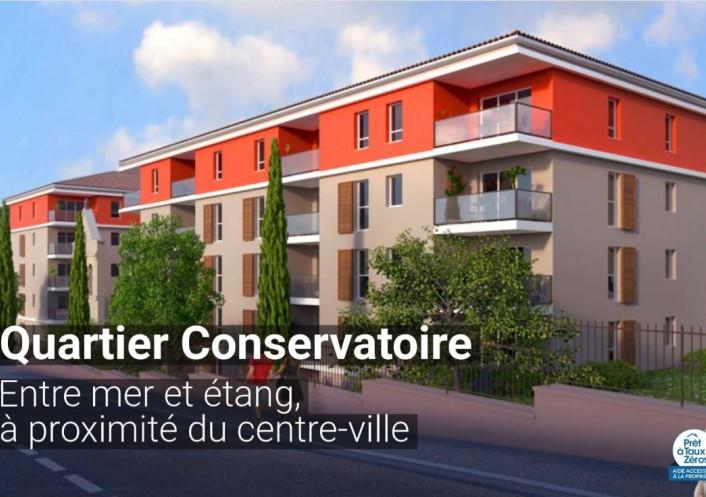 Programme neuf Sete Hérault 34383262 Immovance