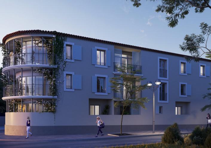 Programme neuf Vendargues Hérault 34383272 Immovance