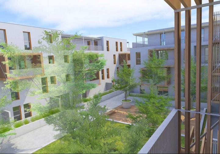 Programme neuf Frontignan Hérault 343961 Bord de mer immobilier