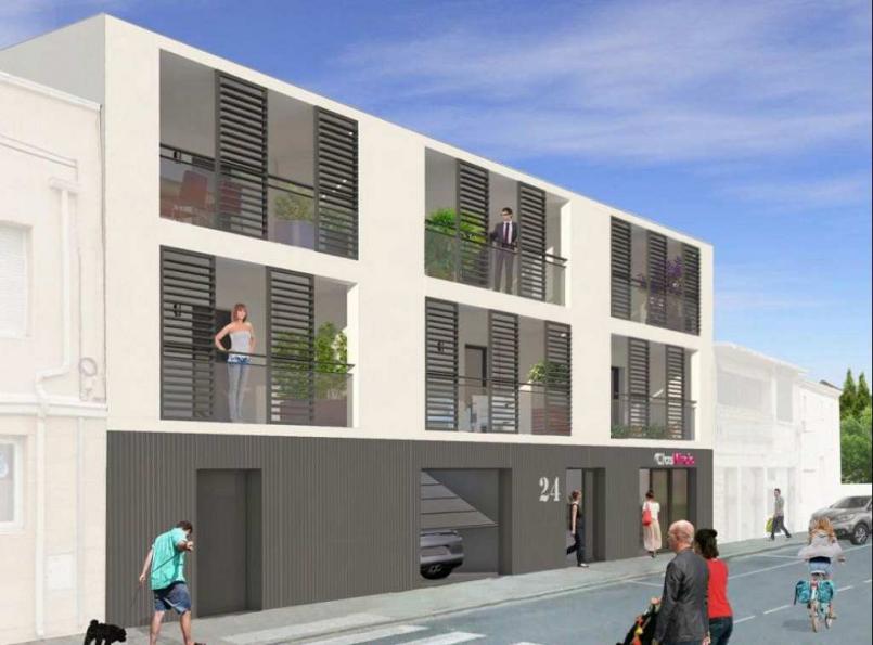 Programme neuf Frontignan Hérault 343966 Bord de mer immobilier