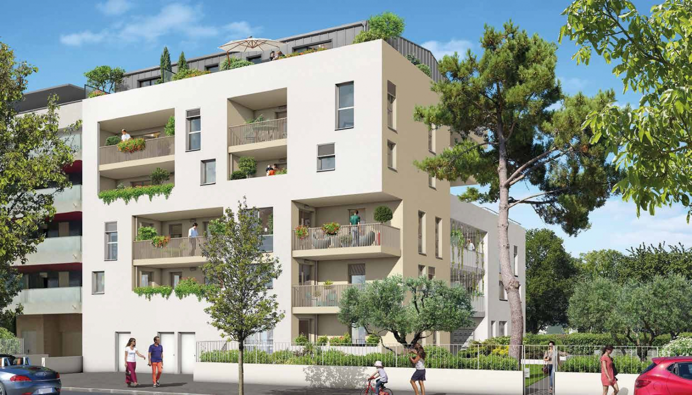 Programme neuf Montpellier Hérault 3448810 Domis