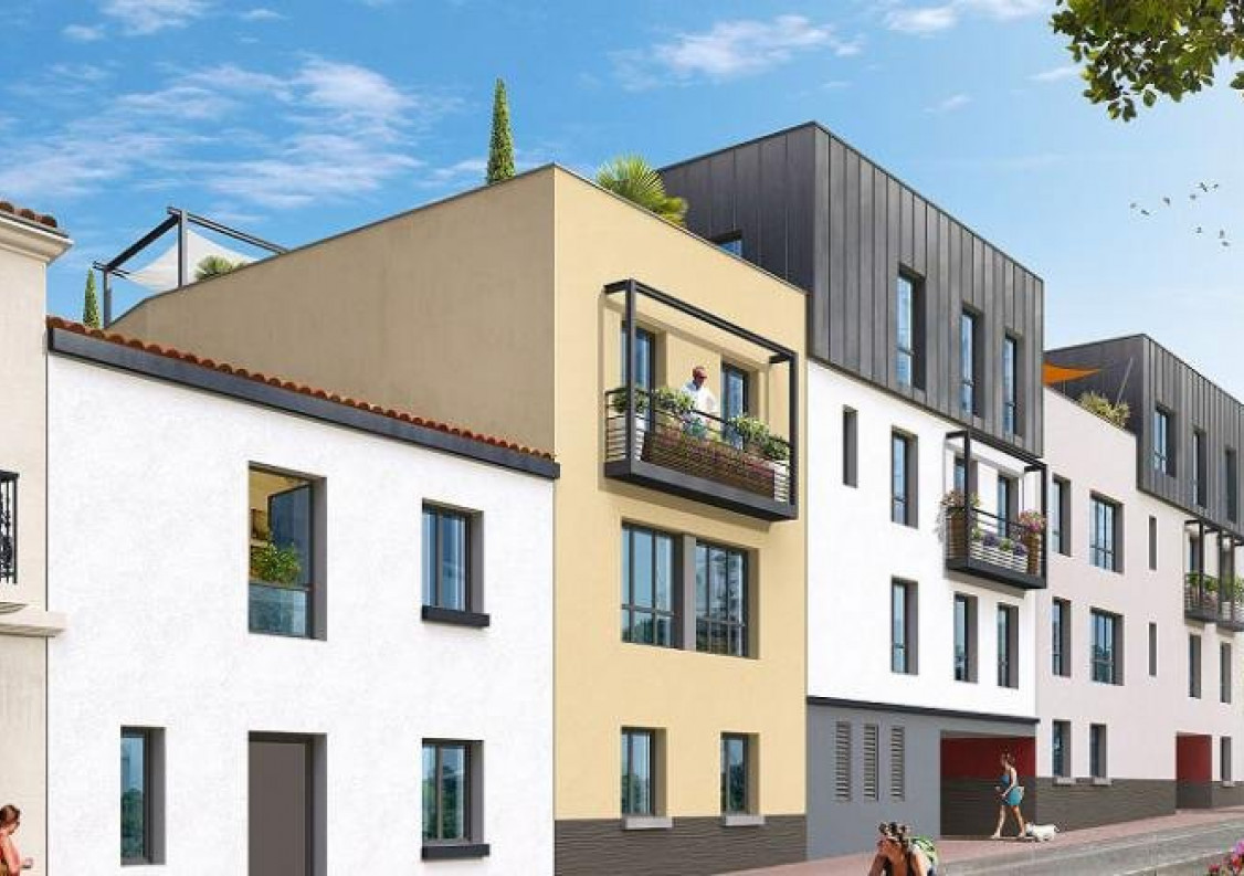 Programme neuf Montpellier Hérault 3448827 Domis