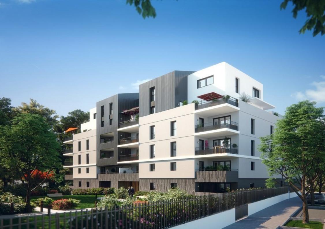 Programme neuf Montpellier Hérault 344887 Domis
