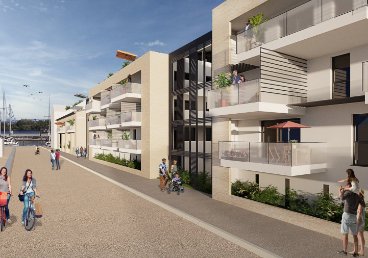 New build Marseillan Hérault 345003 Les cl�s du soleil