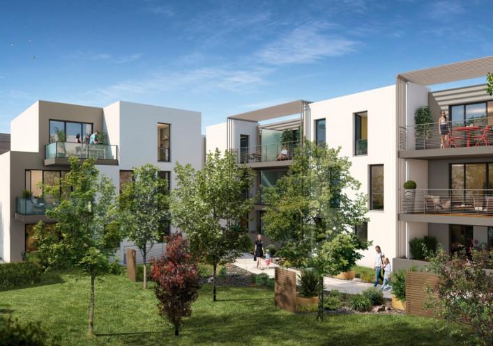 Programme neuf Montpellier Hérault 34503110 Immo.d.al