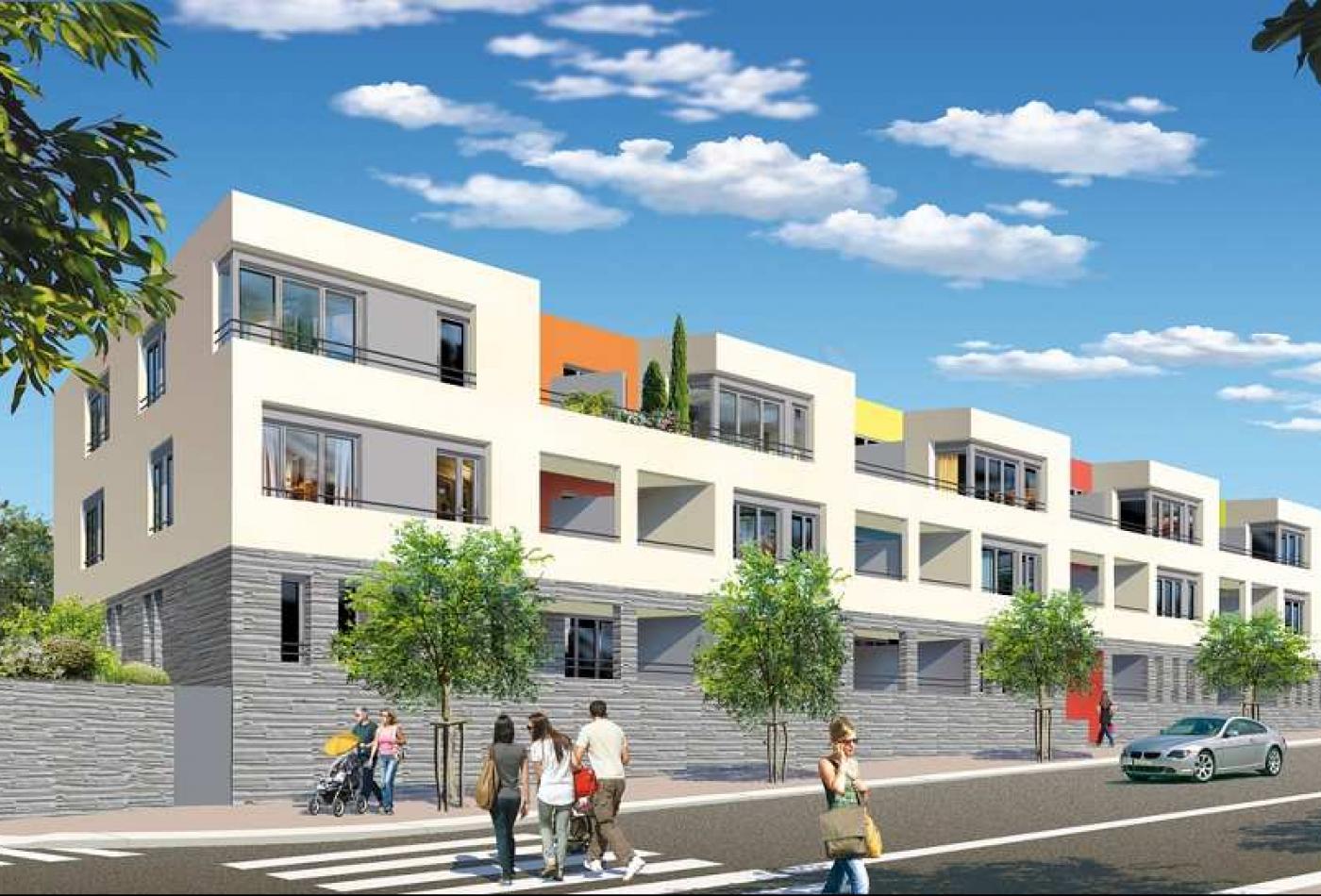 Programme neuf Montpellier Hérault 3450315 Immo.d.al