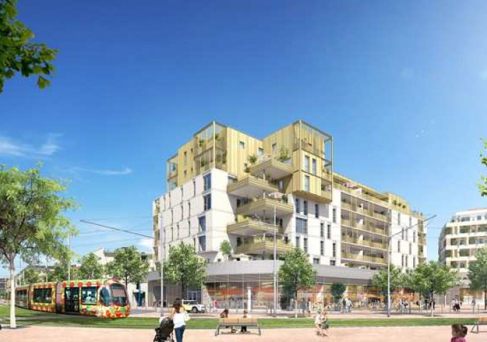 Programme neuf Montpellier Hérault 3450386 Immo.d.al