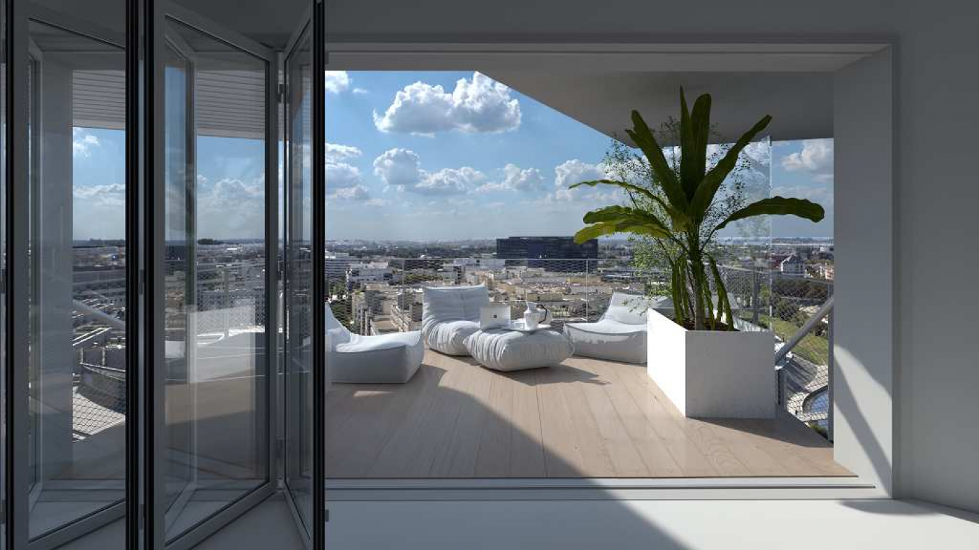 Programme neuf Montpellier Hérault 3450511 Pierre blanche immobilier