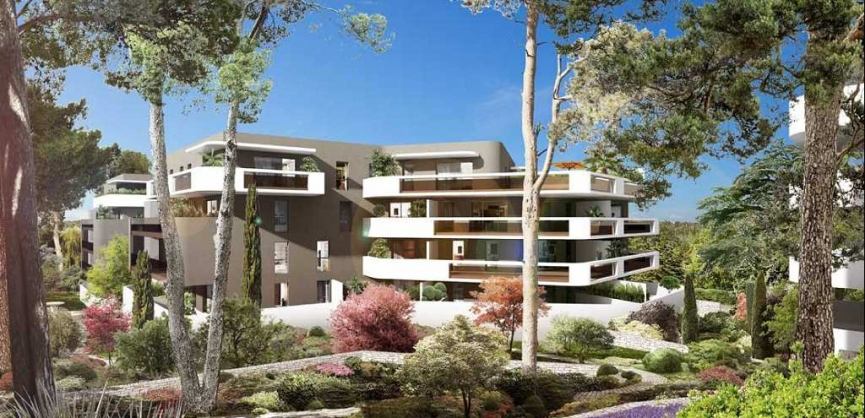 Programme neuf Montpellier Hérault 3450515 Pierre blanche immobilier