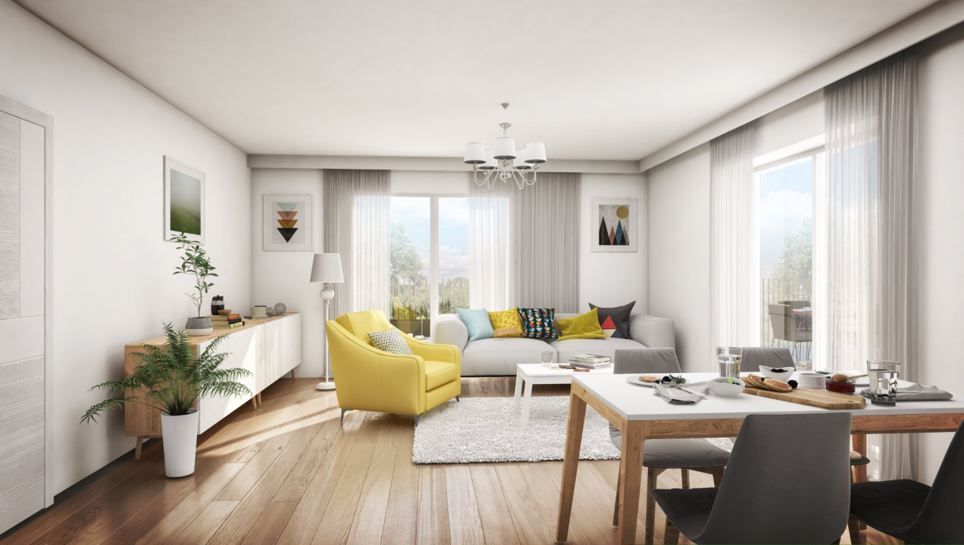 Programme neuf Castelnau Le Lez Hérault 3450517 Pierre blanche immobilier