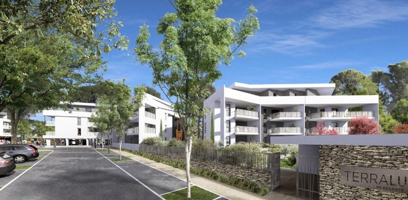 Programme neuf Castelnau Le Lez Hérault 3450518 Pierre blanche immobilier