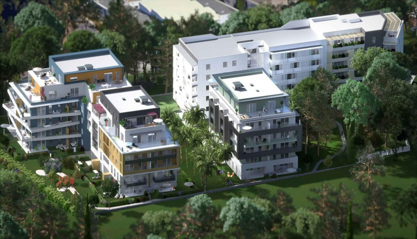 Programme neuf Montpellier Hérault 3450525 Pierre blanche immobilier