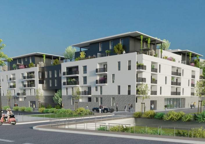 Programme neuf Nimes Gard 3450526 Pierre blanche immobilier