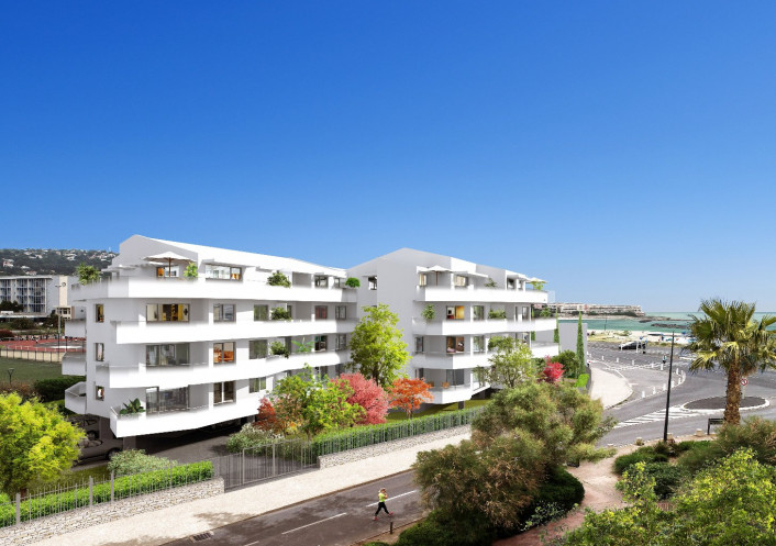 Programme neuf Sete Hérault 3450533 Pierre blanche immobilier