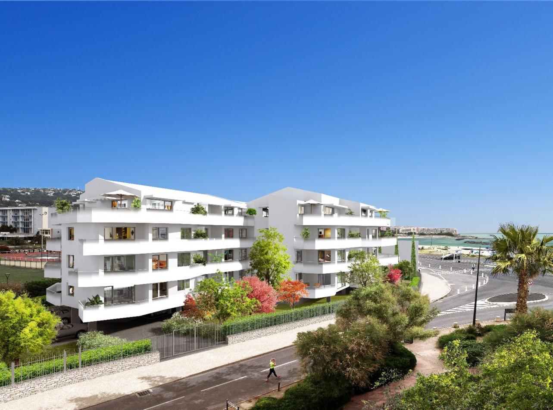 Programme neuf Sete Hérault 3450533 Pierre blanche immobilier
