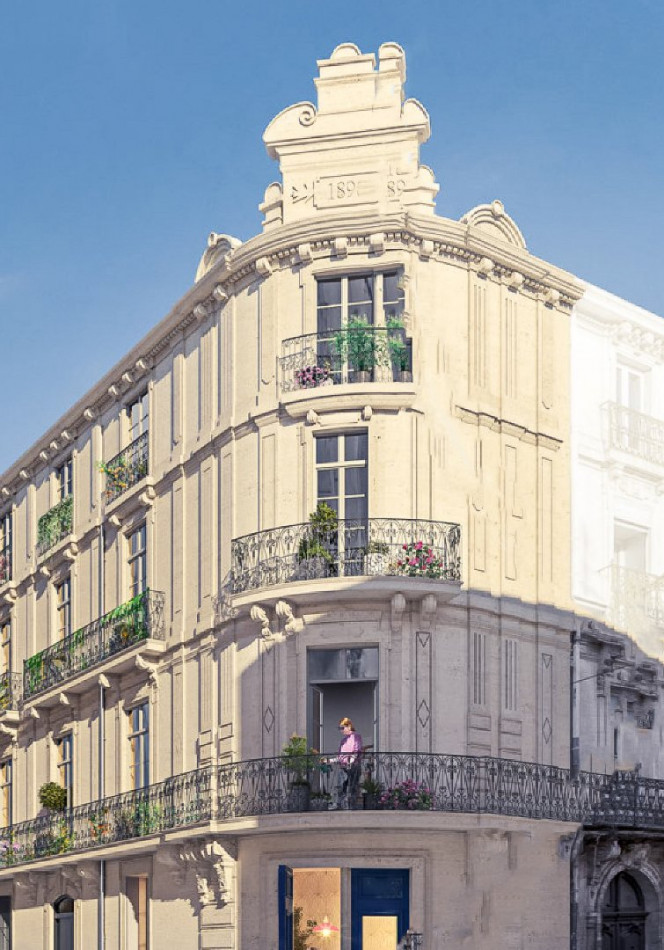 Programme neuf Montpellier Hérault 3450542 Pierre blanche immobilier