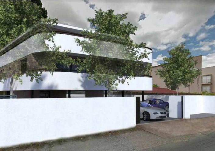 Programme neuf Le Grau D'agde Hérault 3450545 Pierre blanche immobilier