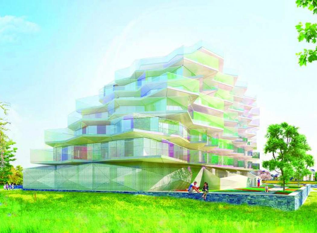 Programme neuf Montpellier Hérault 345326 Deflandre résidences & propriétés