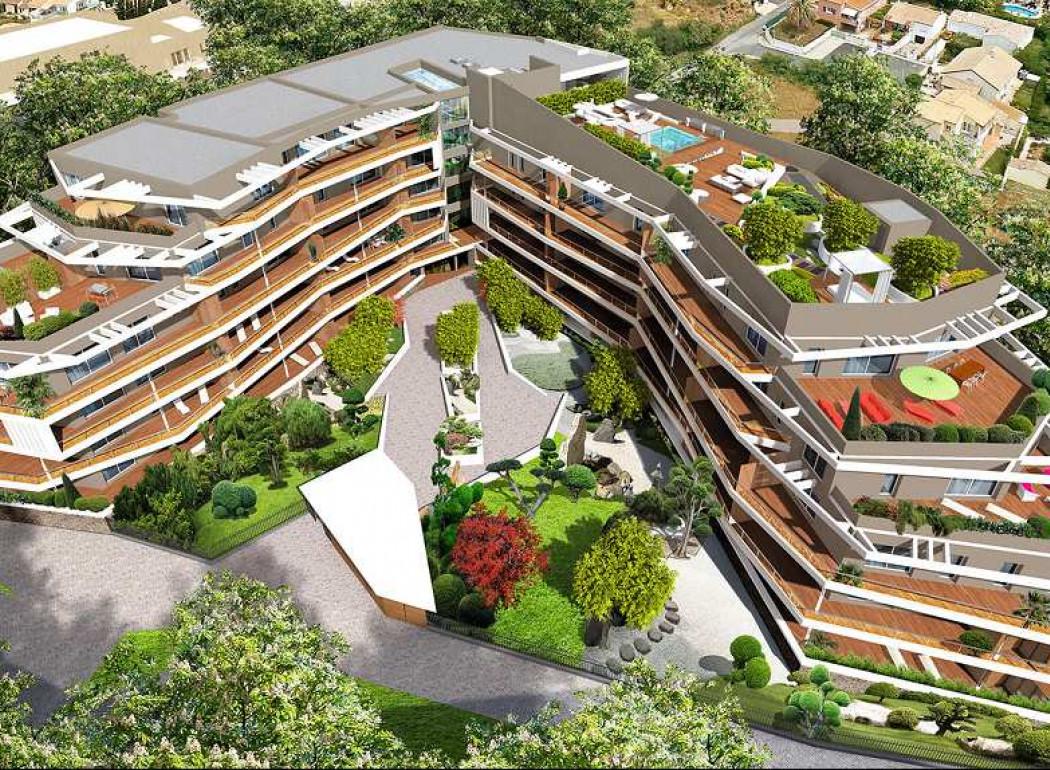 Programme neuf Montpellier Hérault 34532185 Deflandre résidences & propriétés