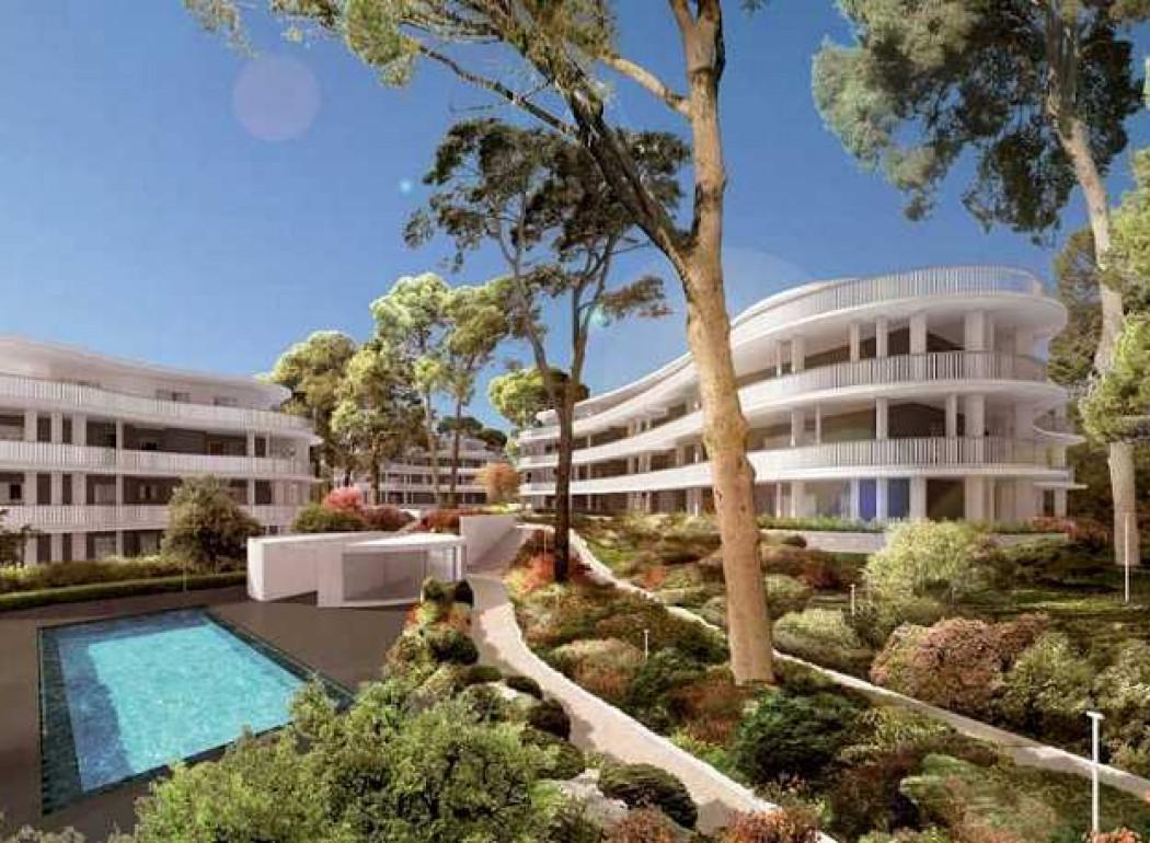 Programme neuf Castelnau Le Lez Hérault 34532189 Deflandre résidences & propriétés
