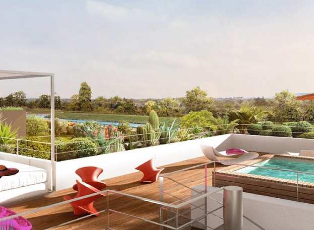 Programme neuf Lattes Hérault 34532206 Deflandre résidences & propriétés