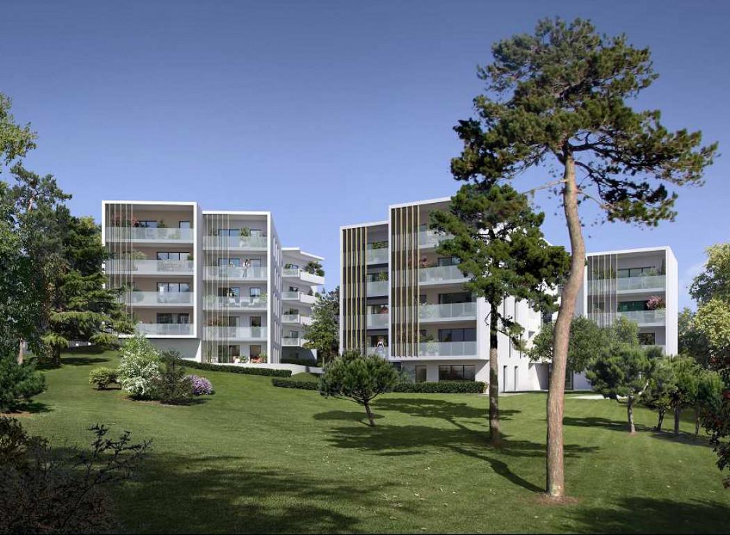 Programme neuf Montpellier Hérault 34532209 Deflandre résidences & propriétés