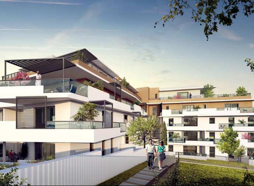 Programme neuf Montpellier Hérault 34532229 Deflandre résidences & propriétés
