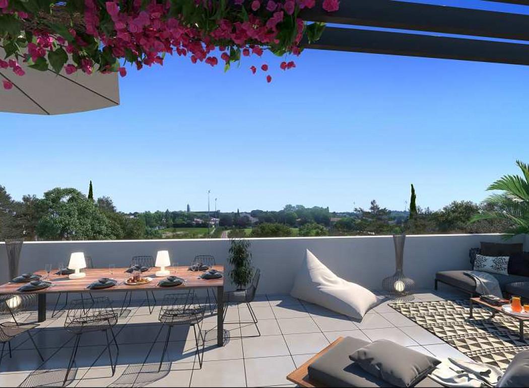 Programme neuf Montpellier Hérault 34532232 Deflandre résidences & propriétés